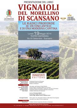 I Vignaioli del Morellino di Scansano in un libro sul vino di questo territorio e sul loro ruolo