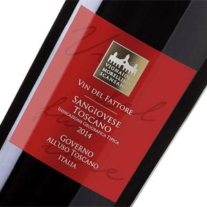 Thumb del Vin del Fattore Governo all'Uso Toscano