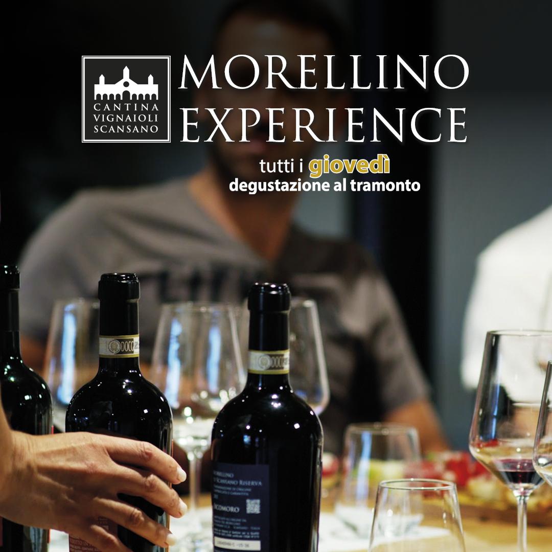 morellino experience