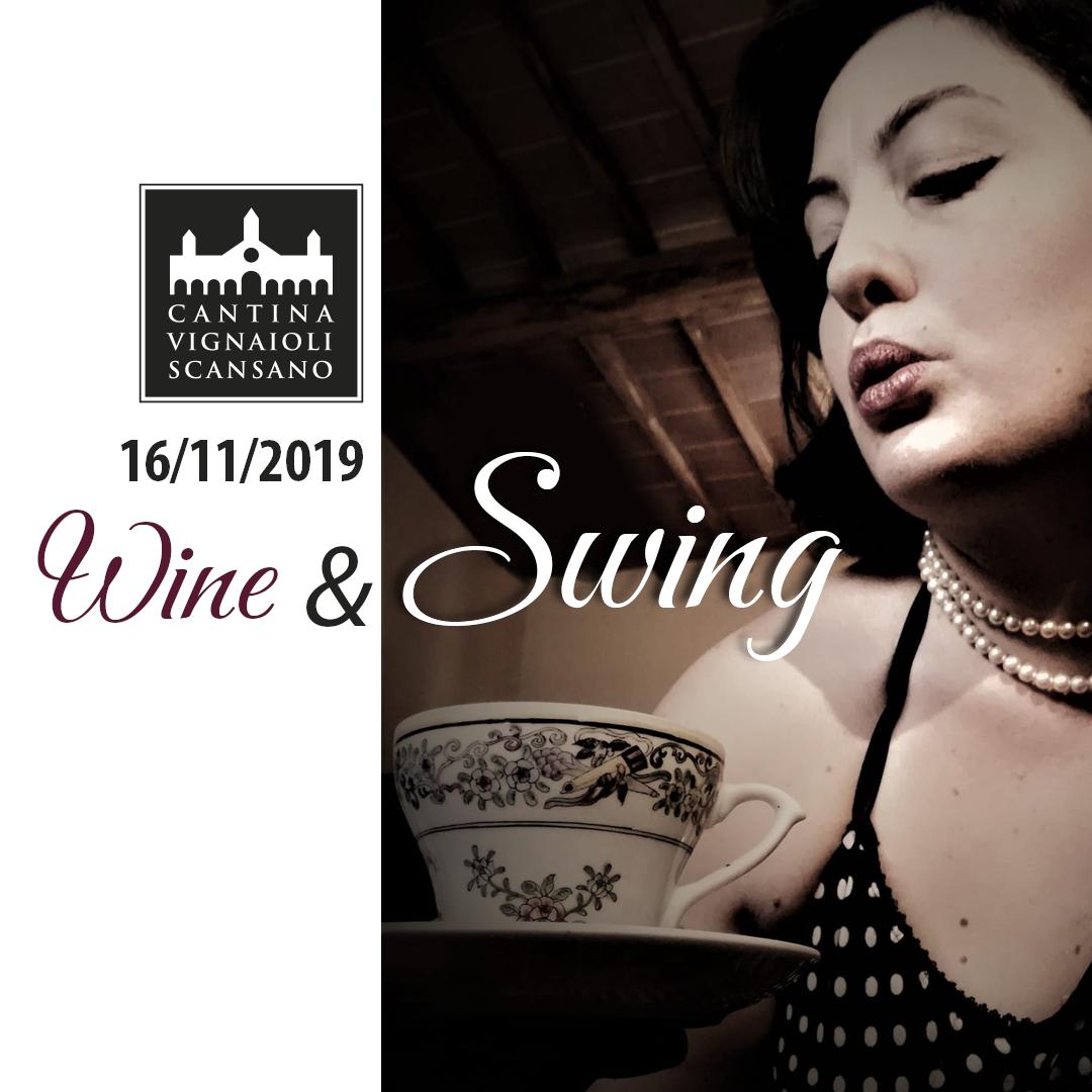 wine & swing